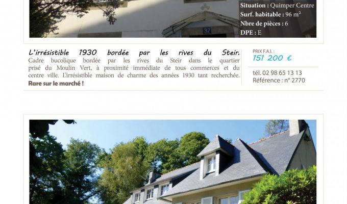 « Le petit journal Terre d'Immo » N°34 – Edition de Janvier & Février 2019.