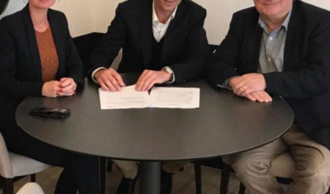 Partenariat avec la Fondation INNOVEO (Fonds de Dotation pour la Recherche CHRU de Brest)
